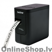BROTHER PTP750W Mono Thermal Label Printer WiFi